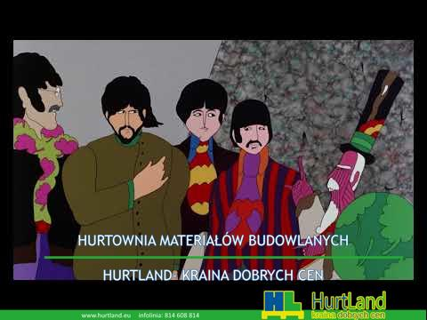 Naprawa asfaltu – Yellow Submarine US Theatrical Trail