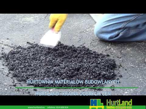Naprawa asfaltu – Naprawa drogi podjazdowej – Naprawa asfaltu