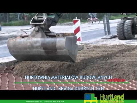 Naprawa asfaltu – Asfaltowa naprawa dróg z Neoloy® Geocell, Polska