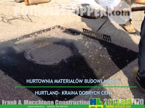 Naprawa asfaltu – Asphalt Infoth Potholes Repairs NJ