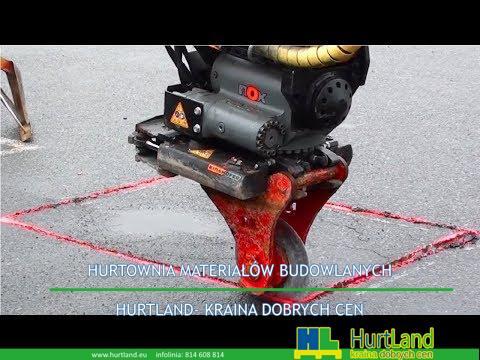 Naprawa asfaltu – Świat niesamowitych nowoczesnych maszyn do układania nawierzchni drogowych i asfaltu – Najnowsze maszyny budowlan