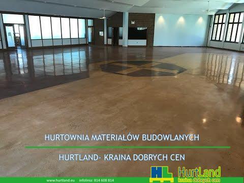 Betonowe polerowanie i barwienie, Concrete Floor Solutions, Inc.