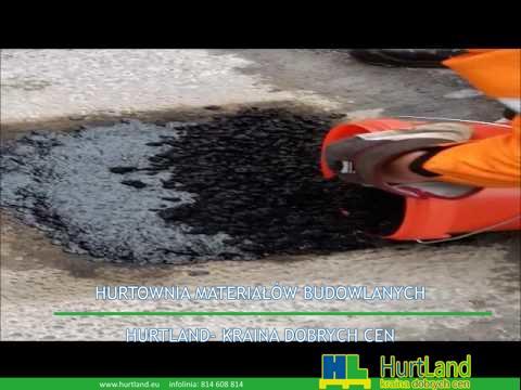 Naprawa asfaltu – Naprawa asfaltu europhalt +
