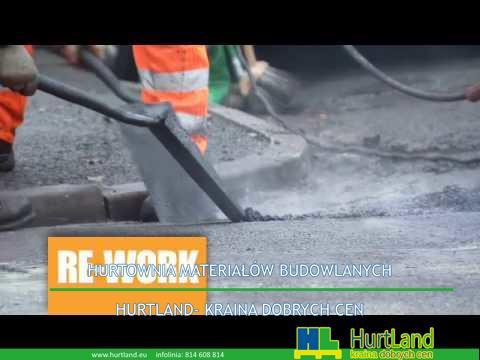 Naprawa asfaltu – Finał rekonstrukcji asfaltu