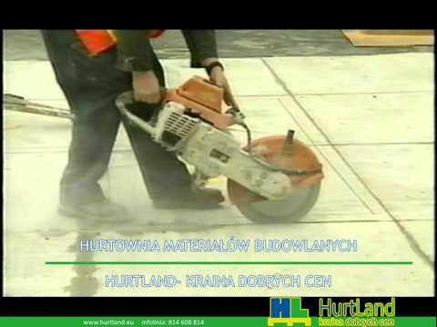Naprawa asfaltu – Ultra-cienka demonstracja naprawy Whitetopping