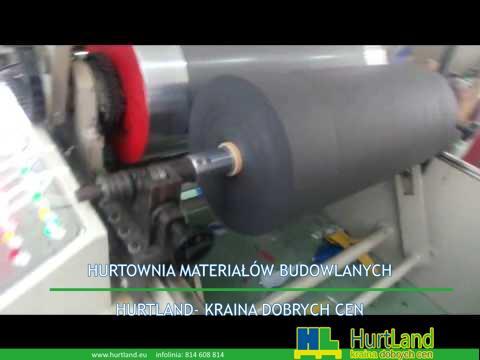 maszyna do laminowania (włóknina)