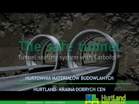Bezpieczny tunel – systemy uszczelnień tunelowych od NAUE