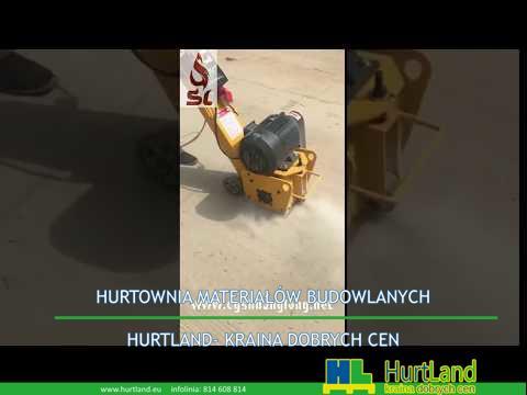 skaryfikator do betonu | skaryfikator do powierzchni | skaryfikator do posadzek | do wertykulatora do betonu
