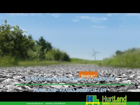 Drogi i chodniki | Wzmocnienie podstawy Basetrac®