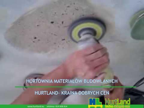 Szlifowanie i polerowanie betonowej podłogi – Część 2 (polerowanie)