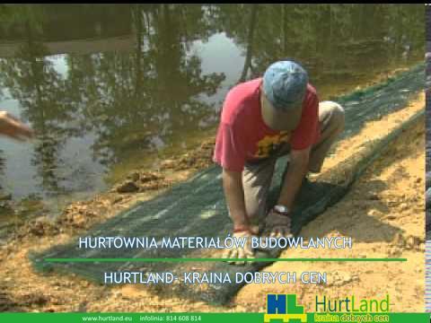 Północnoamerykańska instalacja produktów ekologicznych – Shoreline i Streambanks