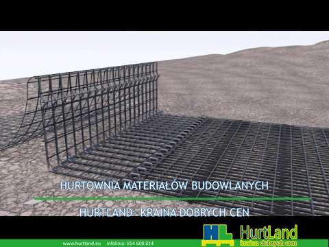 Wideo instalacyjne systemu Tensar SierraScape®