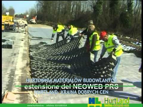 Wzmocnienie warstw strukturalnych dla rozwoju dróg asfaltowych we Włoszech