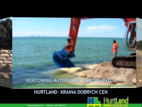 Ochrona przed morską erozją brzegową