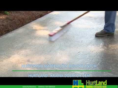 Jak naprawić powierzchnię betonowej posadzki?
