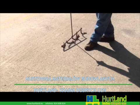 Wykrywanie pustek powietrznych w posadzkach betonowych