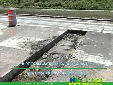 Naprawa betonu w konstrukcjach drogowych