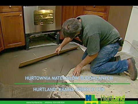 Jak wyrównać betonową podłogę