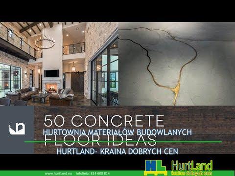 Inspiracje i pomysły na wykonanie betonowej podłogi