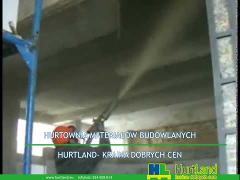 Naprawa stropów betonowych